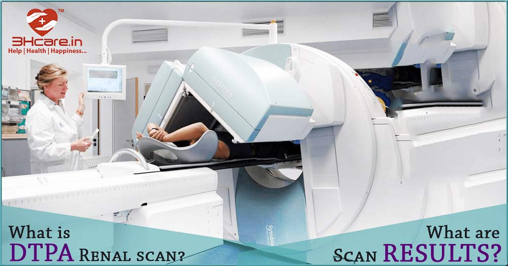DTPA Renal Scan Test Costs